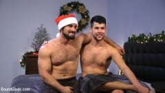Jaxton Wheeler - Santa's Slut: Rough Takedown Sex for First Time Kink Model (Thumb 19)