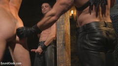 Jaxton Wheeler - Training Day - Dom in training gets to break in a ripped, new slave (Thumb 07)