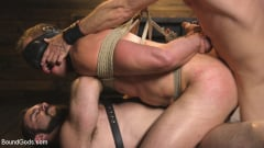 Jaxton Wheeler - Training Day - Dom in training gets to break in a ripped, new slave (Thumb 13)