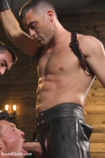 Jaxton Wheeler - Training Day - Dom in training gets to break in a ripped, new slave (Thumb 17)