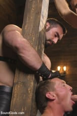 Jaxton Wheeler - Training Day - Dom in training gets to break in a ripped, new slave (Thumb 18)