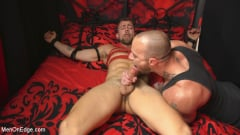 Jay Austin - Hot new stud with a beautiful cock gets edged and fucked to cum! (Thumb 03)