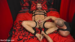 Jay Austin - Hot new stud with a beautiful cock gets edged and fucked to cum! (Thumb 11)