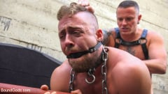 Jay Austin - Muscle Stud is Shackled and Flogged in the Streets for SF Pride Weekend (Thumb 07)