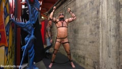 Jay Austin - Muscle Stud is Shackled and Flogged in the Streets for SF Pride Weekend (Thumb 12)