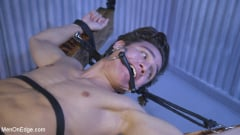 Josh Hunter - Muscle Twink Josh Hunter Edged in Captivity (Thumb 01)