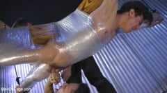 Josh Hunter - Muscle Twink Josh Hunter Edged in Captivity (Thumb 29)