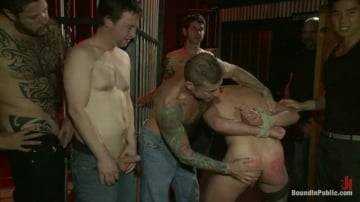 Josh West - Inside Mack Prison - Sex Club