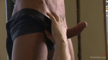 Justin Beal - Prolonged Edging equals Giant Loads of Cum