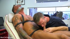 Kai Donec - Motorcycle Mechanic Stud Gets His Road Hard Hog Ridden to the Edge (Thumb 04)