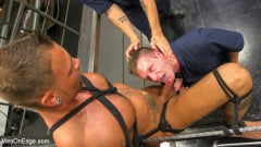 Kai Donec - Motorcycle Mechanic Stud Gets His Road Hard Hog Ridden to the Edge (Thumb 09)