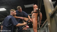 Kai Donec - Motorcycle Mechanic Stud Gets His Road Hard Hog Ridden to the Edge (Thumb 12)