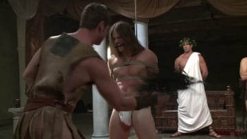 Kip Johnson - PUNISH THE ESCAPED GLADIATOR FOR HIS CRIMES AGAINST ROME!!!