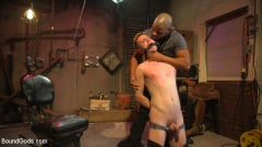 Kyler Ash - Black Stud Kaden Alexander Pounds The Fuck Out Of Kyler Ash (Thumb 01)