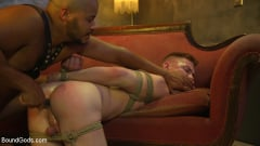 Kyler Ash - Black Stud Kaden Alexander Pounds The Fuck Out Of Kyler Ash (Thumb 12)