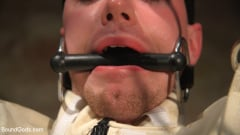Kyler Ash - Perverted Butcher torments and abuses his handsome captive (Thumb 14)
