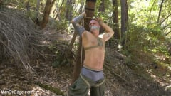 Max Cameron - Hard Woods: Max Cameron Suspended and Tormented in California Redwoods (Thumb 01)