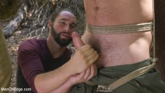 Max Cameron - Hard Woods: Max Cameron Suspended and Tormented in California Redwoods (Thumb 04)
