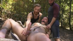 Max Cameron - Hard Woods: Max Cameron Suspended and Tormented in California Redwoods (Thumb 17)