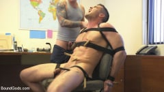 Max Cameron - Horny Mechanic Gets Reamed by the Boss! (Thumb 05)