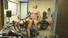 Max Cameron - Horny Mechanic Gets Reamed by the Boss! (Thumb 08)