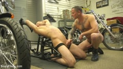 Max Cameron - Horny Mechanic Gets Reamed by the Boss! (Thumb 11)