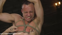 Nate Grimes - Hung stud Nate Grimes - The Pit - The Chair - The Gimp Room (Thumb 12)