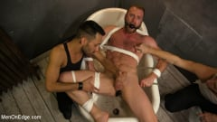 Peter Marcus - Hairy Experienced Edger Meets His Match (Thumb 10)