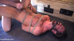 Pierce Paris - Muscled Rope Slut Abducted, Bound, Flogged, and Fucked (Thumb 14)