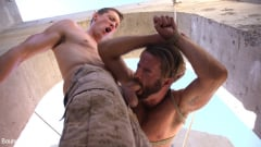 Pierce Paris - Muscled Rope Slut Abducted, Bound, Flogged, and Fucked (Thumb 15)