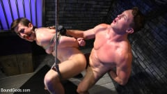 Pierce Paris - Rich boy Jack Hunter gets punished and fucked for father's debts! (Thumb 13)
