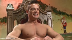 Rex Cameron - Muscled submissive whored out by santa for the holidays (Thumb 02)