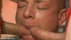 Rex Cameron - Muscled submissive whored out by santa for the holidays (Thumb 04)