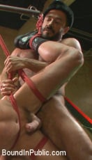 Rex Cameron - Muscled submissive whored out by santa for the holidays (Thumb 16)
