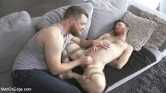 Seamus O'Reilly - Online Hookup Ends With Tickling and Edging in Bondage for a Hung Ginger (Thumb 03)