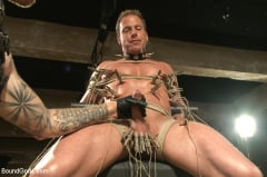 Sebastian Keys - Bound Gods 5 Year Anniversary Live Show - The Slave Auction - Part One (Thumb 05)