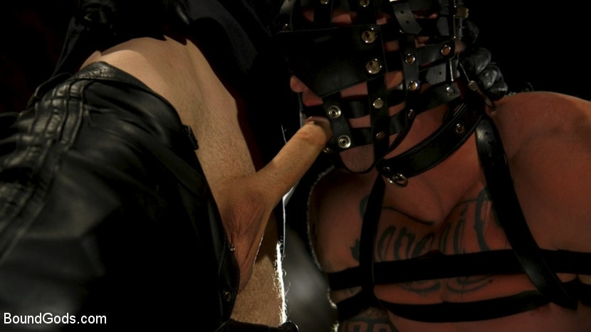 Kink Men 'Embrace The Pain: Straight Stud Slave Training' starring Sebastian Keys (photo 15)