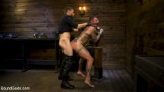 Sebastian Keys - Embrace The Pain: Straight Stud Slave Training (Thumb 20)