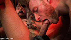 Sebastian Keys - New slave Dante Colle flogged, fucked, and eager (Thumb 05)