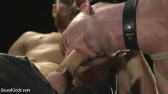 Sebastian Keys - Slave boy with a giant cock submits to the whims of Mr Keys (Thumb 07)