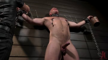 Sebastian Keys - The Good Slave: Tough built boy Brian Bonds returns
