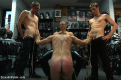 Sebastian Keys - Young stud is bound for the first time at Mr. S Leather (Thumb 05)