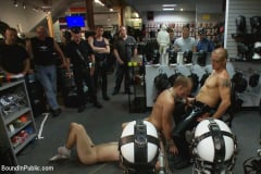 Sebastian Keys - Young stud is bound for the first time at Mr. S Leather (Thumb 09)