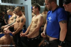 Sebastian Keys - Young stud is bound for the first time at Mr. S Leather (Thumb 11)