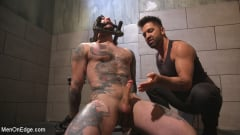 Teddy Bryce - Teddy Bryce Gets Tied Up, Locked Down And Edged Hard (Thumb 17)