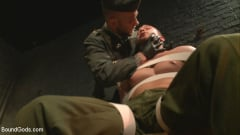 Tommy Regan - Enhanced Interrogation: Detained Stud Faces a Horny, Sadistic Agent (Thumb 02)