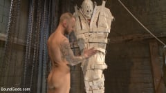 Tommy Regan - Enhanced Interrogation: Detained Stud Faces a Horny, Sadistic Agent (Thumb 05)