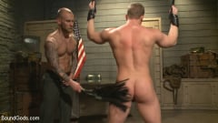 Tommy Regan - Enhanced Interrogation: Detained Stud Faces a Horny, Sadistic Agent (Thumb 08)