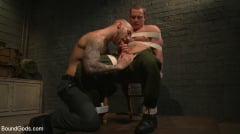 Tommy Regan - Enhanced Interrogation: Detained Stud Faces a Horny, Sadistic Agent (Thumb 10)