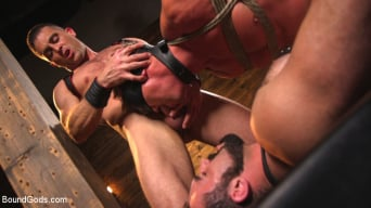 Trenton Ducati in 'Bound Gods presents Beasts of Bondage'